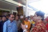 Ribuan jemaat ikuti ibadah perayaan Paskah nasional di Poso