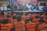 Polres Mataram ungkap 110 kasus sepanjang Operasi Pekat