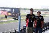 Rio Haryanto dan David persiapkan diri di Sirkuit Buriram