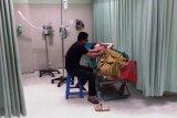 Diduga keracunan makanan, puluhan warga Muba dilarikan ke rumah sakit