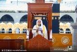 Khutbah Jumat di Masjidil Haram diterjemahkan dalam Bahasa Indonesia