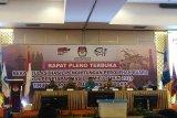 Final, empat calon DPD-RI Dapil Sultra lolos ke Senayan