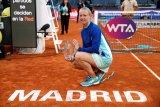 Bertens juara turnamen Madrid Open 2019