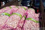 Antisipasi kenaikan harga, Dinperindag Banyumas gelar pasar bawang putih