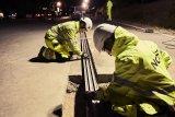Jalan canggih di Swedia mampu pasok daya mobil listrik