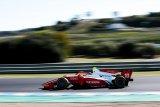 Sean Gelael kemas poin di Race-1 setelah finis ke-9 GP Spanyol