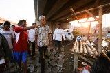 Gubernur kawal pembangunan hunian sementara warga Tambakrejo Semarang
