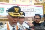 Dilantik Gubernur, ini komitmen Mahyeldi-Hendri untuk Kota Padang