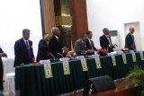 Ini visi misi delapan calon Rektor Unand yang dipaparkan di hadapan senat