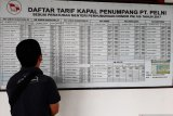 Tiket Pelni rute Tanjung Priok-Surabaya-Makassar ludes terjual