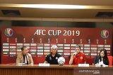 Persija ingin raih kemenangan di laga terakhir Piala AFC