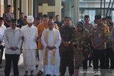 Polisi belum mengeluarkan izin kegiatan Prabowo-Sandi di Surabaya