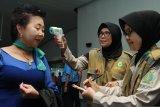 Kantor Kesehatan Pelabuhan Palembang waspadai cacar monyet