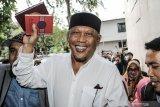 Saya sebagai advokat tidak dapat dipidana, kata Eggi Sudjana