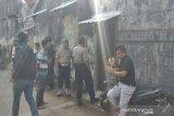 Rumah tertuga teroris di Sukoharjo digeledah Densus 88