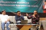 Komisi Yudisial dorong revisi RUU Jabatan Hakim segera diselesaikan DPR