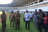 Pj Wali Kota Makassar dampingi Gubernur tinjau proyek Pemprov Sulsel