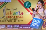 Jakarta Great Sale Festival kicks off Saturday night