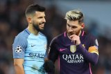 Sergio klarifikasi pernyataan hoaks soal Lionel Messi