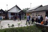 Densus geledah rumah mertua terduga teroris di Nganjuk