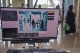 Dokter Bandara SMB II pasang pemindai panas antisipasi cacar monyet