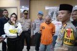 Pelaku pencabulan 20 gadis di bawah umur ditangkap