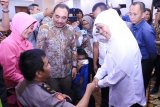 Korban bom  Surabaya terima kompensasi dari LPSK Rp1,1 miliar