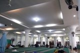 Nurul Iman Mosque be a favorite resting place for residents of Padang in Ramadhan