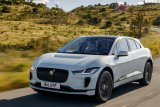 Mobil Jaguar listrik akan masuk Indonesia