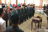 Bupati Konawe Utara lantik 11 Pejabat Eselon II