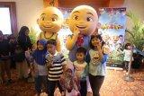 Maskot Upin Ipin akan hiasi sembilan bioskop di Jabodetabek
