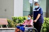 Ani Yudhoyono masuk ICU karena demam tinggi