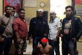 Polisi tangkap penodong petugas jaringan tower