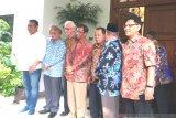 Mahfud dan Megawati membahas kondisi kebangsaan terkini