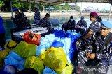 Lantamal VI Safari Ramadhan dan baksos di tiga pulau