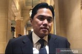 Tugas Erick Thohir belum berakhir
