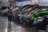 Penjualan kendaraan roda empat sepanjang bulan April 2019
