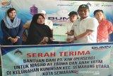 KIW berikan bantuan ke anak yatim dan masjid