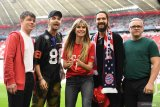 Heidi Klum menikah dengan Tom Kaulitz