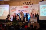 Melly Goeslaw mengajak warga berdonasi di Konser Peduli Palestina