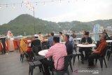 Pejabat Kemkumham Papua ajak timpora buka puasa bersama
