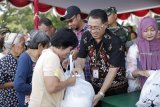Sinergi 4 BUMN gelar pasar murah  Ramadhan di Minut