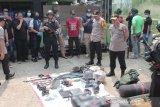Selain teroris, polisi bekuk satu simpatisan ISIS