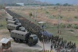 Kolombia mengingatkan Venezuela agar dana untuk pangan, bukan rudal