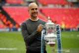 Guardiola tetap tagih peningkatan City musim depan