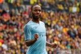 Piala FA - Manchester City juara usai hancurkan Watford 6-0