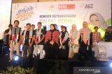 ACT kumpulkan dana Rp418 Juta di konser amal Palestina
