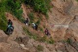 Warga Tuva minta pemerintah segera bangun jembatan pascabanjir bandang