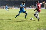 Mantan pemain Persib Bojan Malisic resmi bergabung ke Badak Lampung FC
