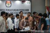 Rapat Pleno Rekapitulasi Tingkat Nasional